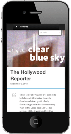 iPhone: Out of the Clear Blue Sky reviews