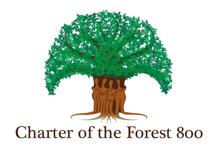 Charter of the Forest 800: community & environmental rights